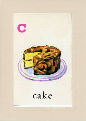 C is for Cake - PLYMOUTH CARD COMPANY  - 31