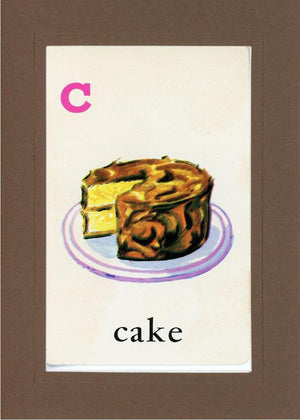 C is for Cake - PLYMOUTH CARD COMPANY  - 21