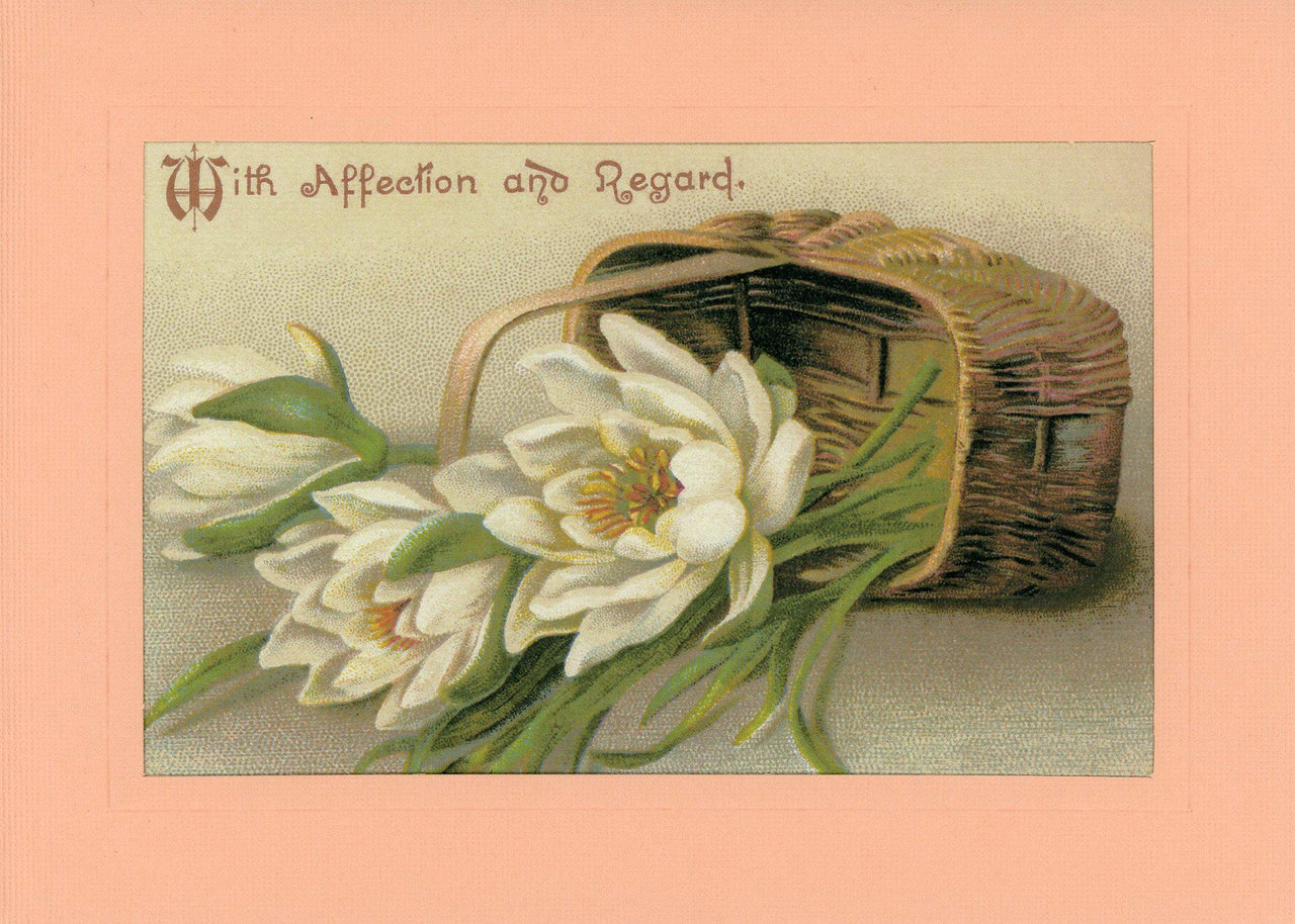 With Affection and Regard - PLYMOUTH CARD COMPANY