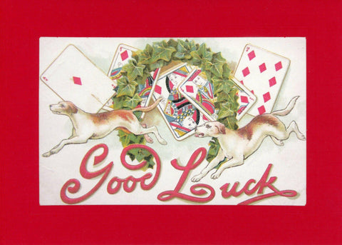 Good Luck - PLYMOUTH CARD COMPANY