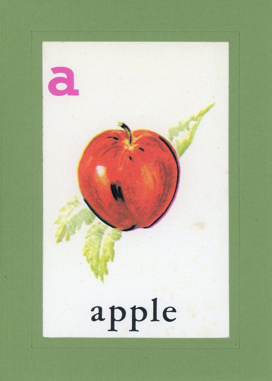 A is for Apple - PLYMOUTH CARD COMPANY  - 13