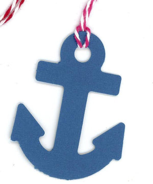 Anchor Gift Tag Plymouth Cards