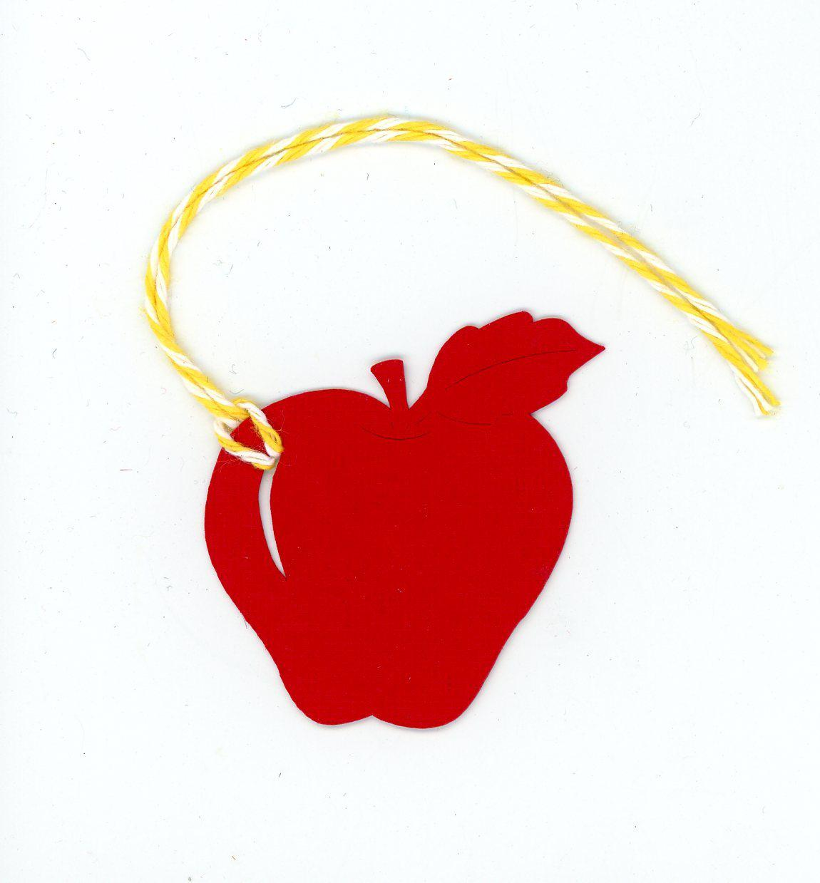 Apple-Gift Tags-Plymouth Cards