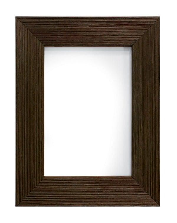 Brown Farmhouse Picture Frame-Plymouth Cards