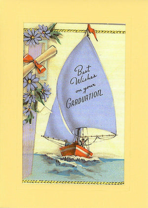 Best Wishes on Your Graduation - PLYMOUTH CARD COMPANY  - 1