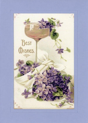 Best Wishes - PLYMOUTH CARD COMPANY