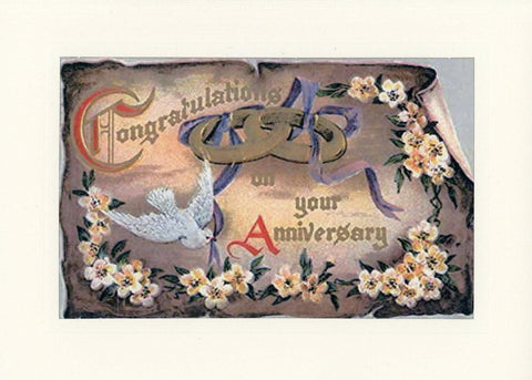 Congratulations on Your Anniversary - PLYMOUTH CARD COMPANY
