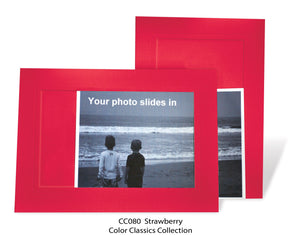 Strawberry #CC080-Photo note cards-Plymouth Cards