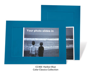 Harbor Blue #CC400-Photo note cards-Plymouth Cards