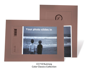 Nutmeg #CC710-Photo note cards-Plymouth Cards
