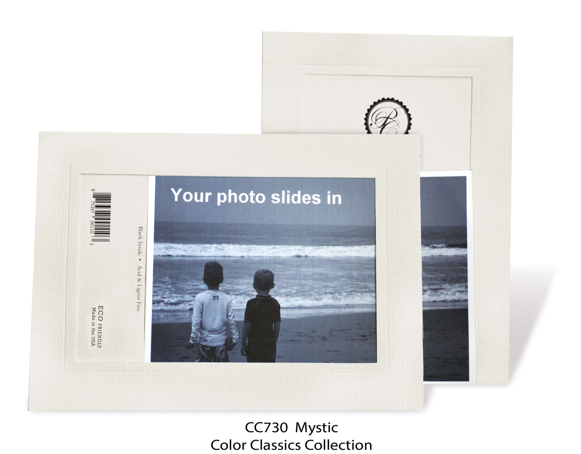 Mystic #CC730-Photo note cards-Plymouth Cards