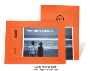 Orange Burst #CC830-Photo note cards-Plymouth Cards