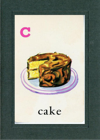 C is for Cake - PLYMOUTH CARD COMPANY  - 2