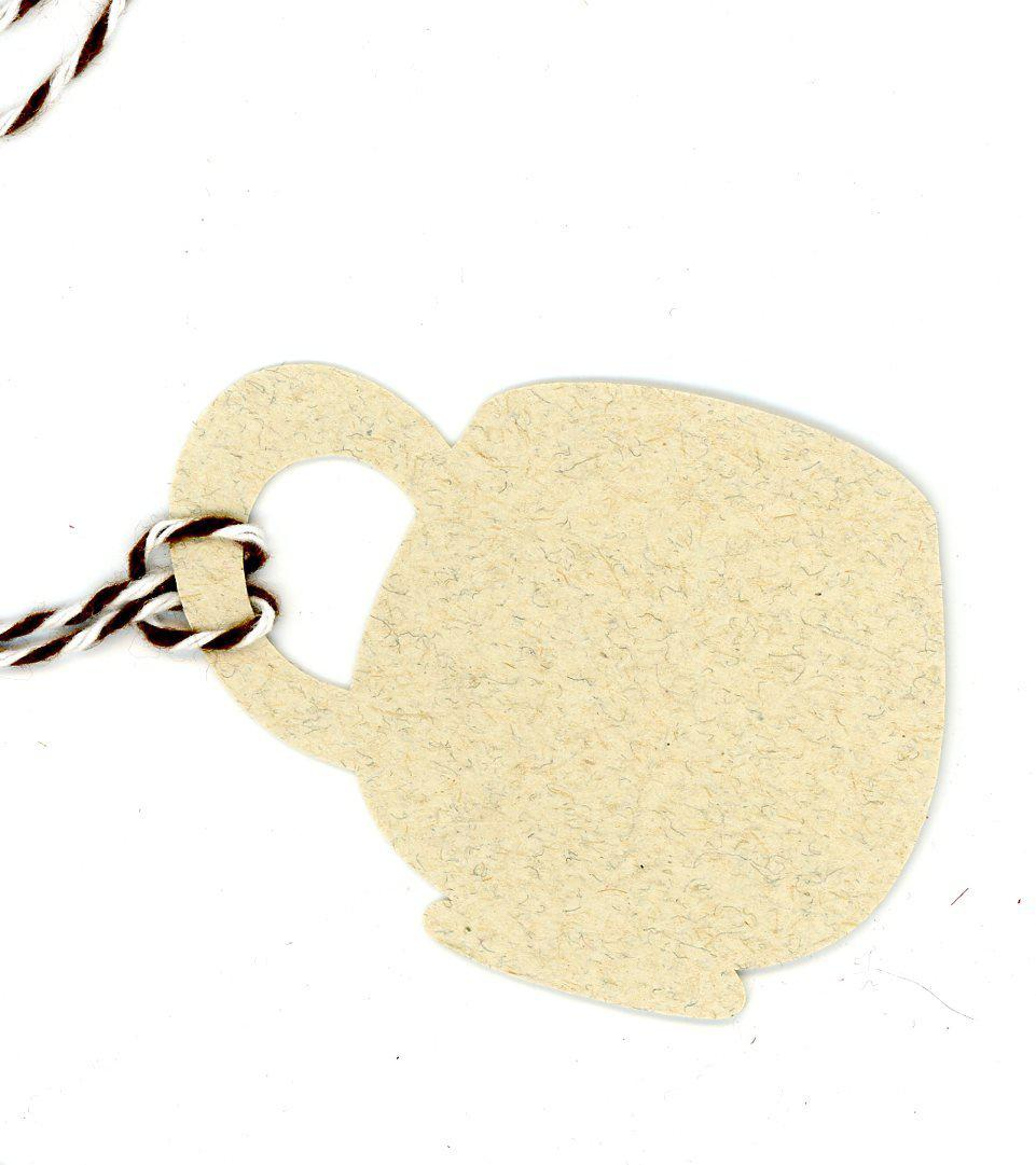 Coffee mug gift tags - PLYMOUTH CARD COMPANY  - 1