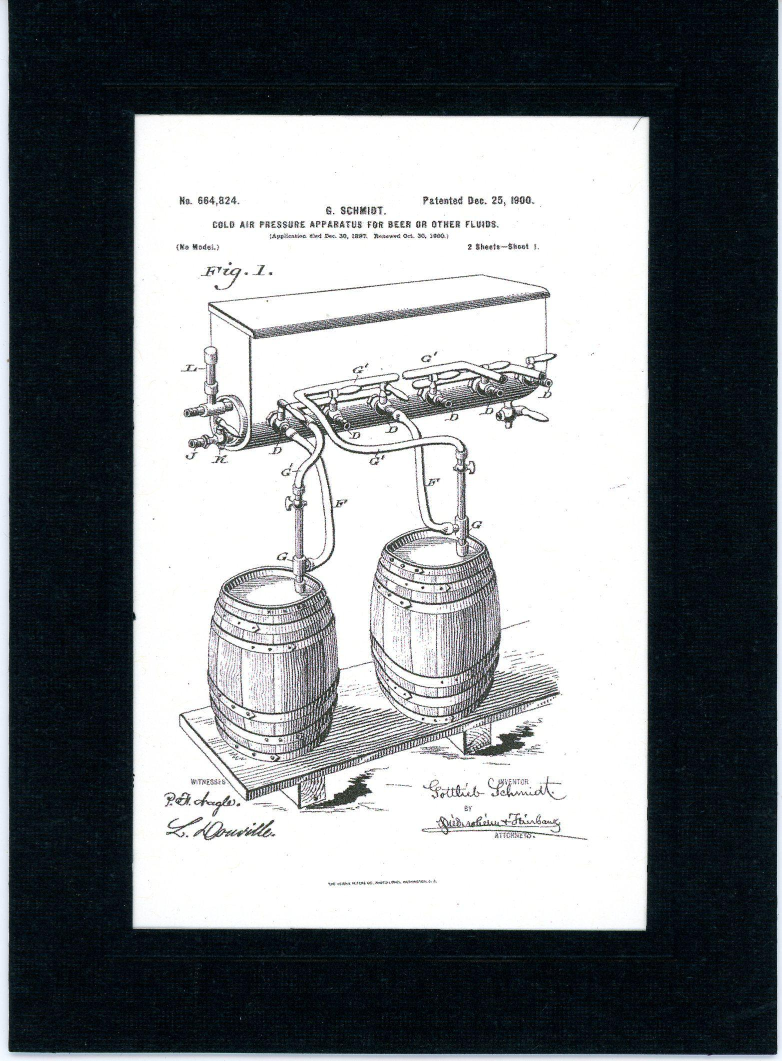 Cold Air Pressure Apparatus-Greeting Card-Plymouth Cards