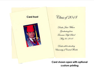 Cream - Wallet Photo Insert Cards