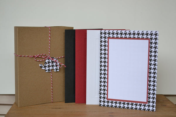 Houndstooth Variety 36 card pack