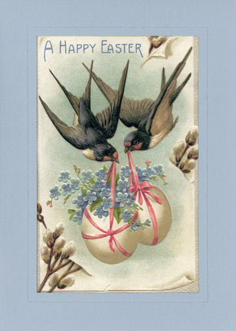 "Easter ""Greetings from the Past"" Sampler A - PLYMOUTH CARD COMPANY  - 2"
