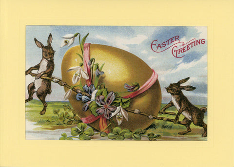 "Easter ""Greetings from the Past"" Sampler A - PLYMOUTH CARD COMPANY  - 3"