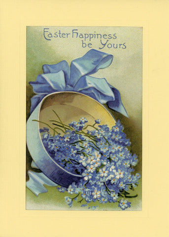 "Easter ""Greetings from the Past"" Sampler A - PLYMOUTH CARD COMPANY  - 5"