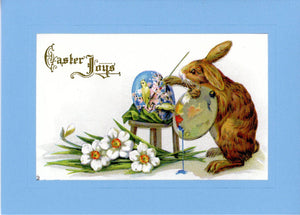 "Easter ""Greetings from the Past"" Sampler B - PLYMOUTH CARD COMPANY  - 2"