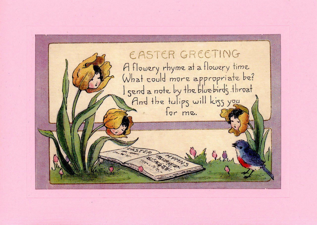 Easter Greeting Plymouth Cards