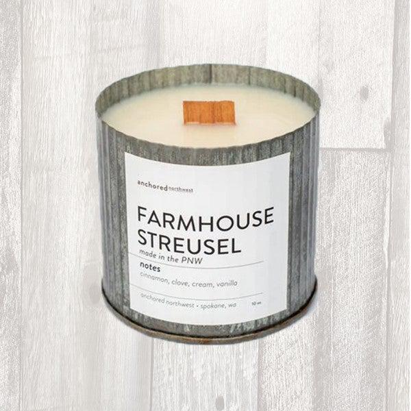 Farmhouse Streusel-Plymouth Cards