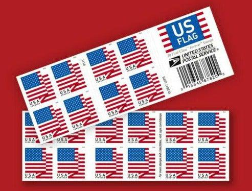 USPS Forever Stamps-Plymouth Cards