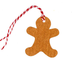 Gingerbread Gift Tag