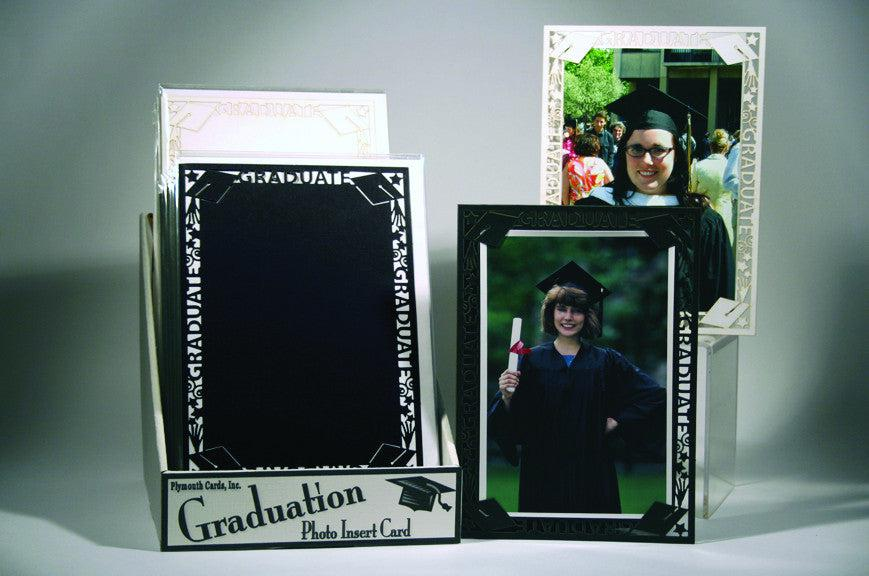 Laser cut Graduation cards - PLYMOUTH CARD COMPANY  - 1