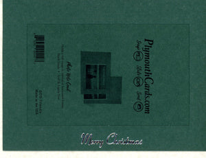 Merry Christmas - Foil Stamped