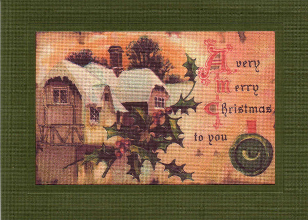 A Very Merry Christmas to You - PLYMOUTH CARD COMPANY