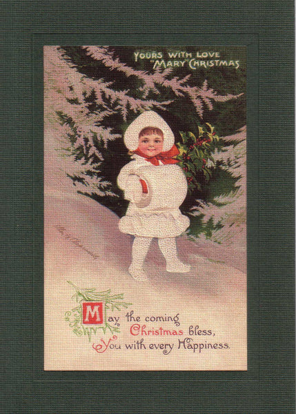 """Mary"" Christmas - PLYMOUTH CARD COMPANY"