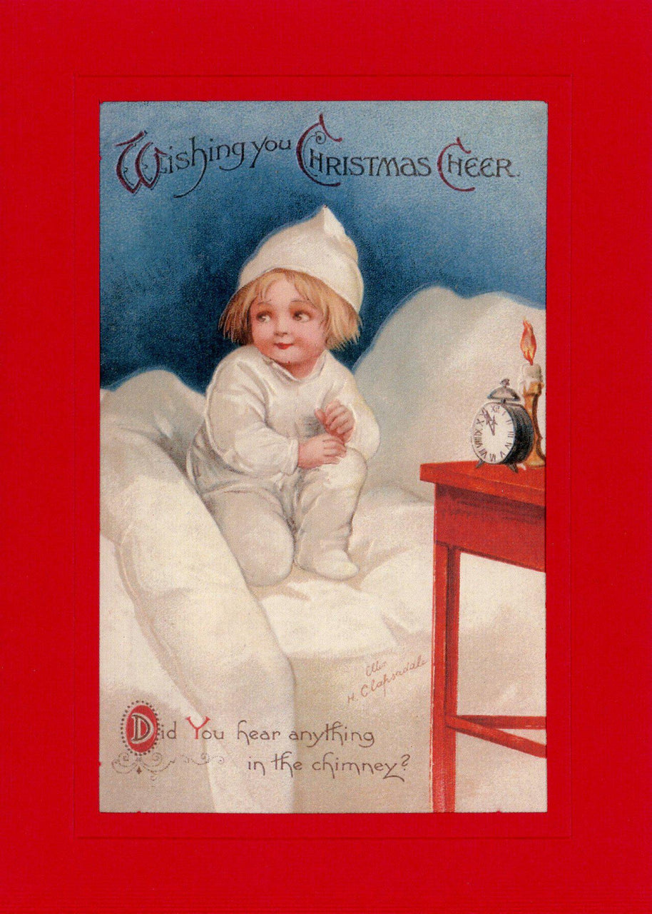 Wishing You Christmas Cheer - PLYMOUTH CARD COMPANY