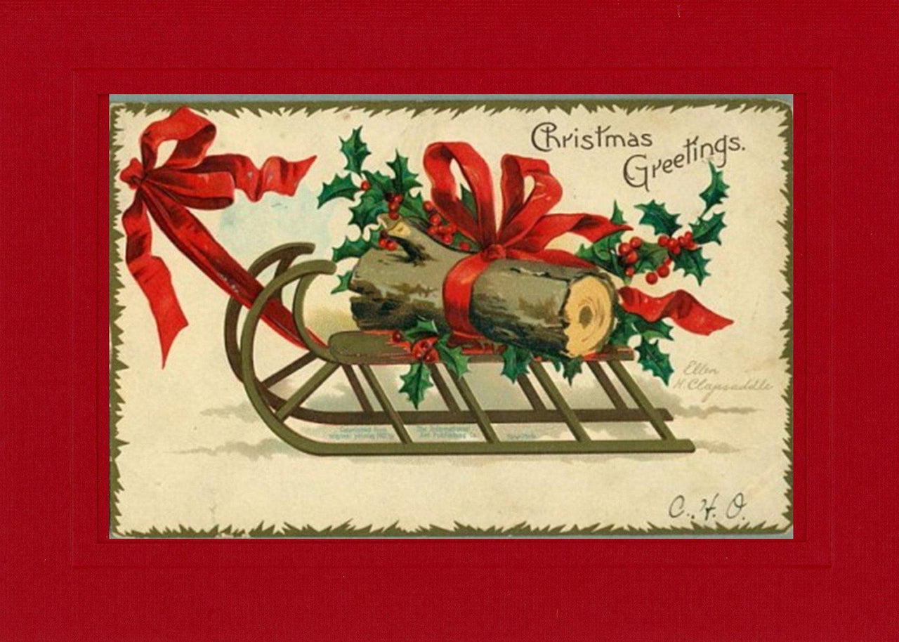 Christmas Greetings - PLYMOUTH CARD COMPANY