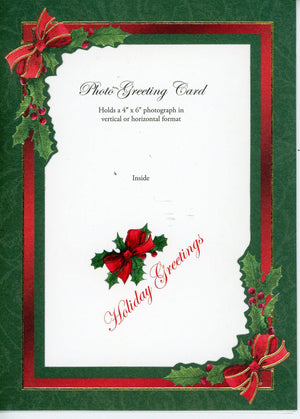 Printed Holiday Cards - 10 pack - PLYMOUTH CARD COMPANY  - 3