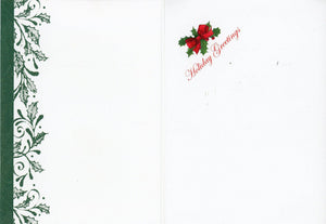 Printed Holiday Cards - 10 pack - PLYMOUTH CARD COMPANY  - 4
