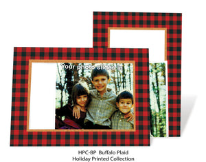 Buffalo Plaid Front with Photo