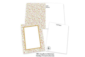 Dog Bone Fun-Photo note cards-Plymouth Cards