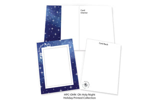 Oh Holy Night-Photo note cards-Plymouth Cards