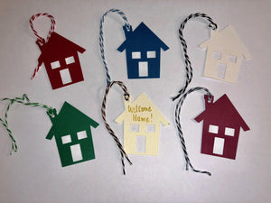 House-Gift Tags-Plymouth Cards