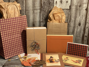 Fall box 2020 - Exclusive limited offer-Sampler-Plymouth Cards