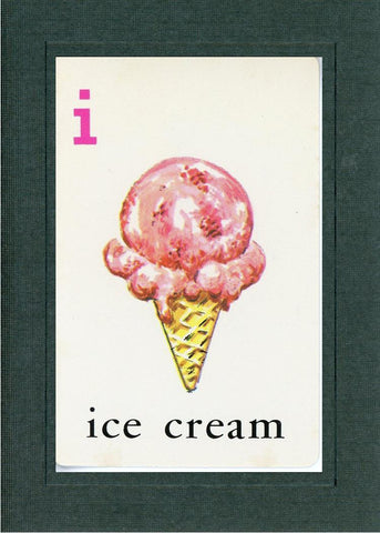 I is for Ice Cream - PLYMOUTH CARD COMPANY  - 3