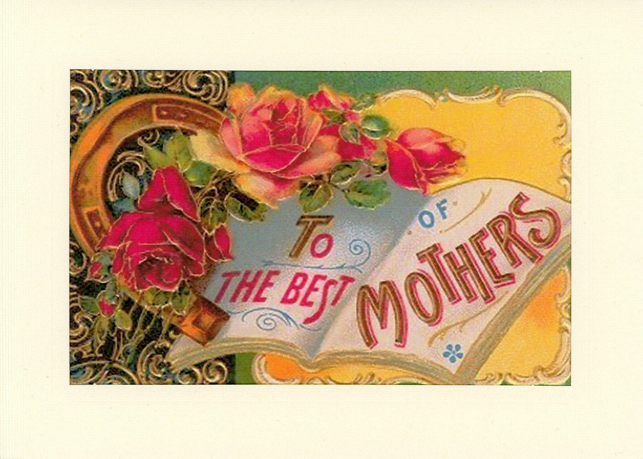 To the Best of Mothers - PLYMOUTH CARD COMPANY