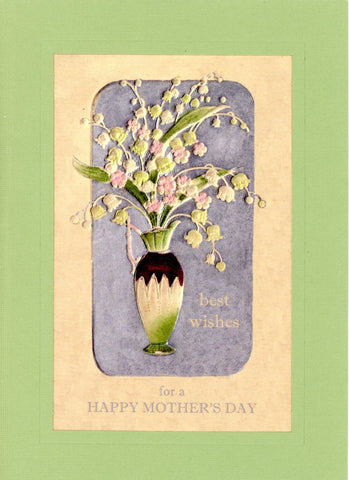 Best Wishes for Mother's Day - PLYMOUTH CARD COMPANY  - 2