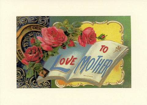 To Love Mother - PLYMOUTH CARD COMPANY
