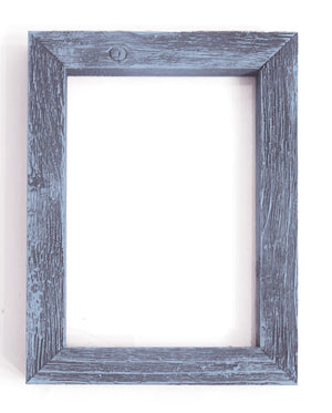 Weathered Gray Picture Frames
