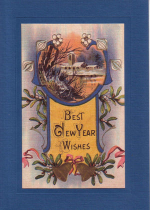 Best New Year Wishes - PLYMOUTH CARD COMPANY