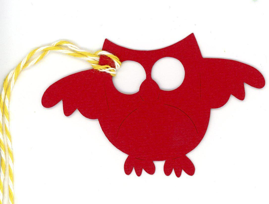 Owl-Gift Tags-Plymouth Cards