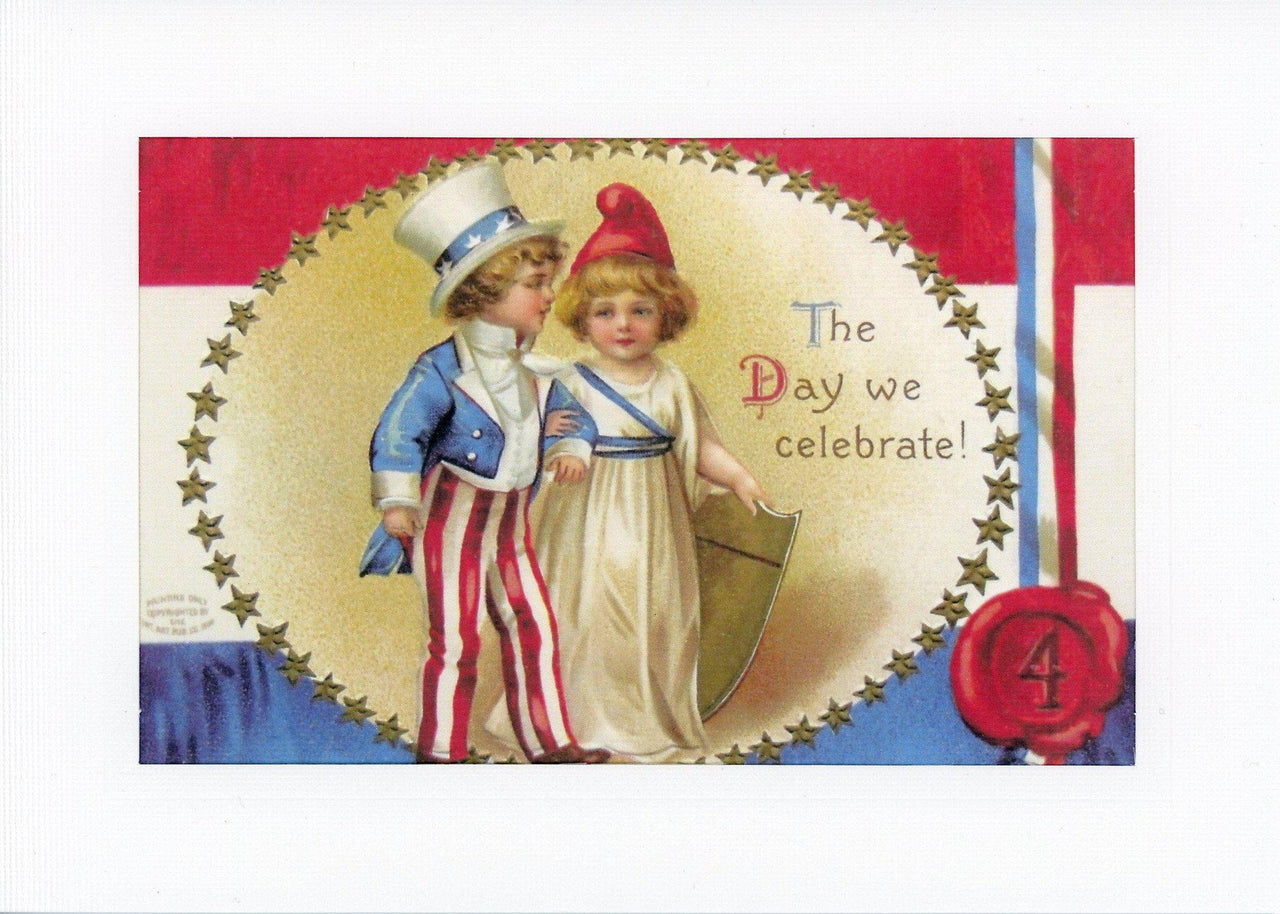 The Day We Celebrate - PLYMOUTH CARD COMPANY